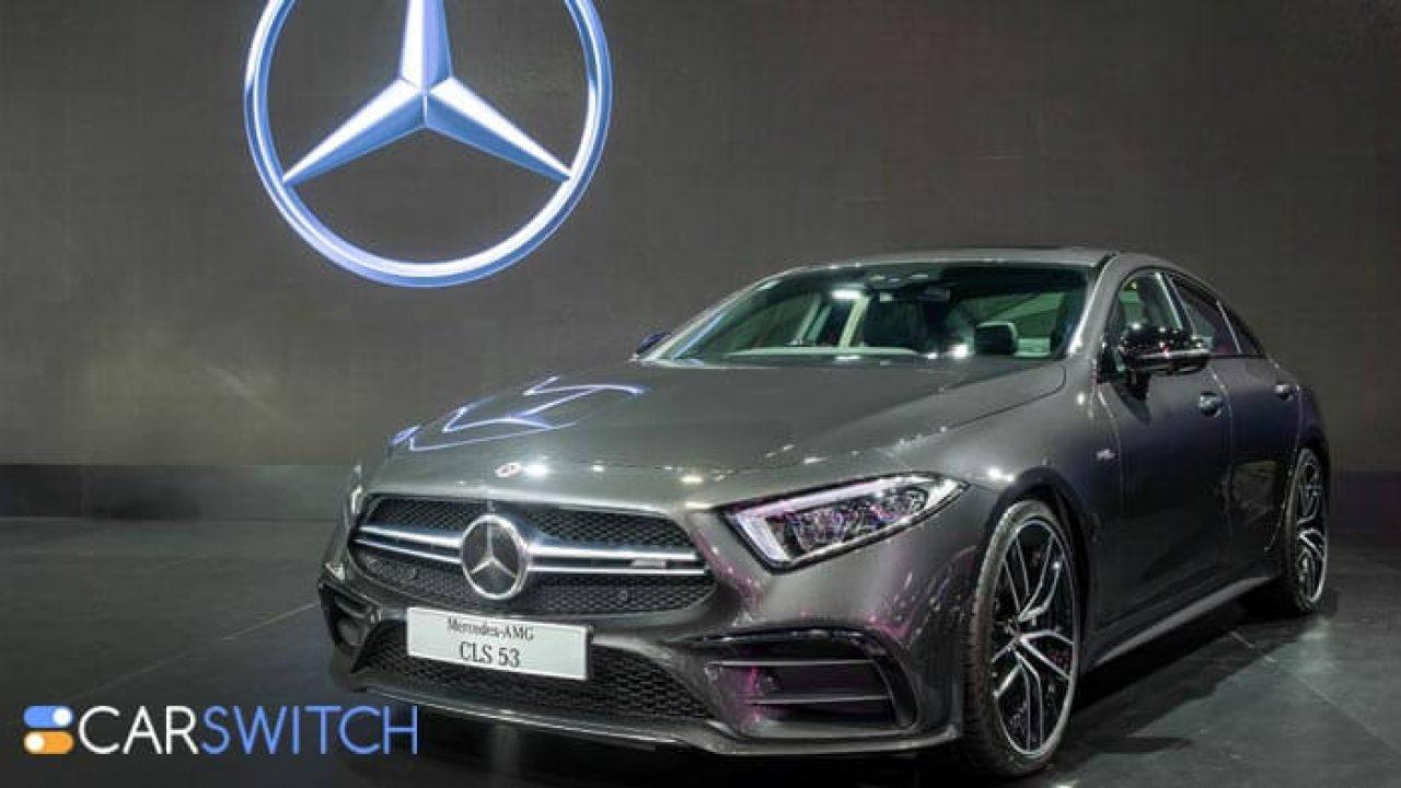 2021 Mercedes-Benz C-Class Spy Shoot