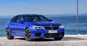 Here Is How The BMW M5 Has Evolved Over The Years