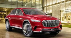Mercedes-Maybach GLS Will Be Revealed by the End of 2019