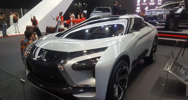 Mitsubishi Outlander PHEV upcoming cars for sale in Dubai