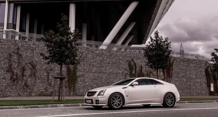 Cadillac CTS, AT4 and XTS