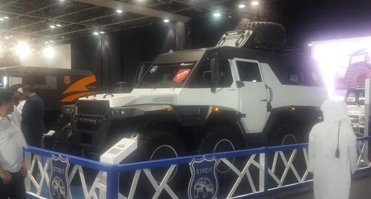 Shaman 8x8