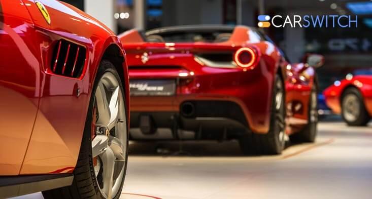 Al-Tayer opens a State of the Art Ferrari Showroom!