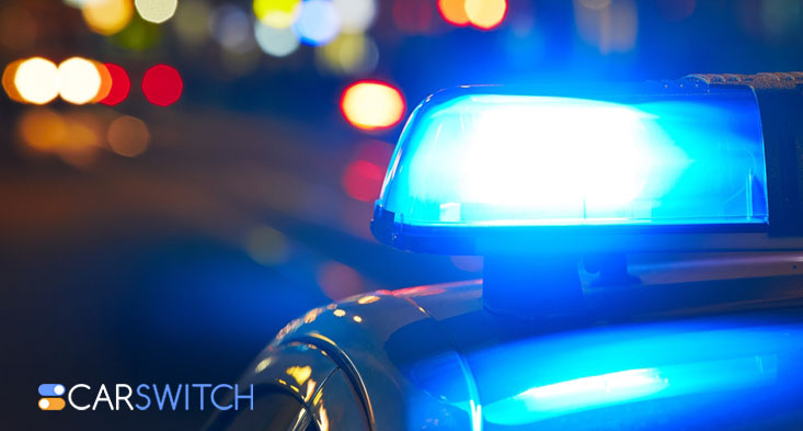 Emergency vehicle warnings will be given through used car in Dubai radios by iDubai Police!