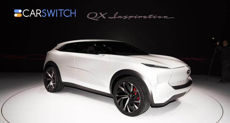 Infiniti's plan for the next three years focus on electric vehicles!