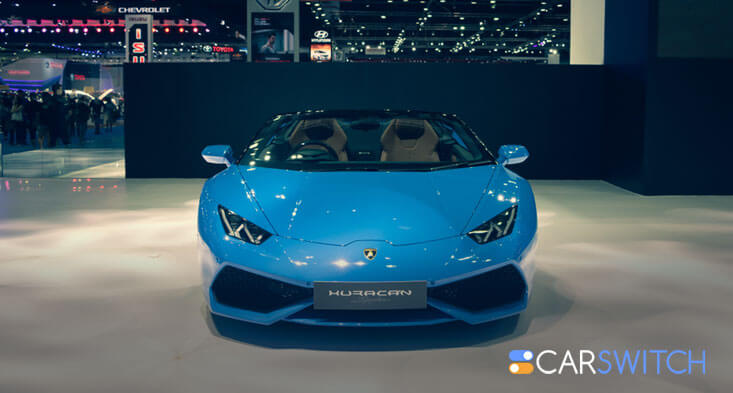 Lamborghini produced more Huracan cars for sale