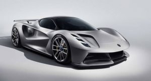 Adamas Motors Brings the $2 Million, All-Electric Evija Hypercar to the Middle East!