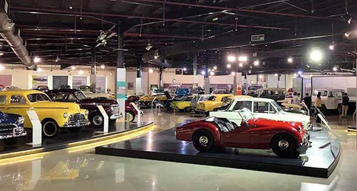 sell car in Sharjah - Classic Cars Museum