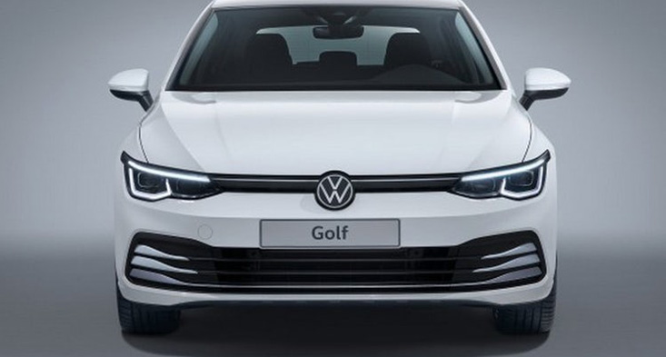 The latest Volkswagen Golf has been unveiled!