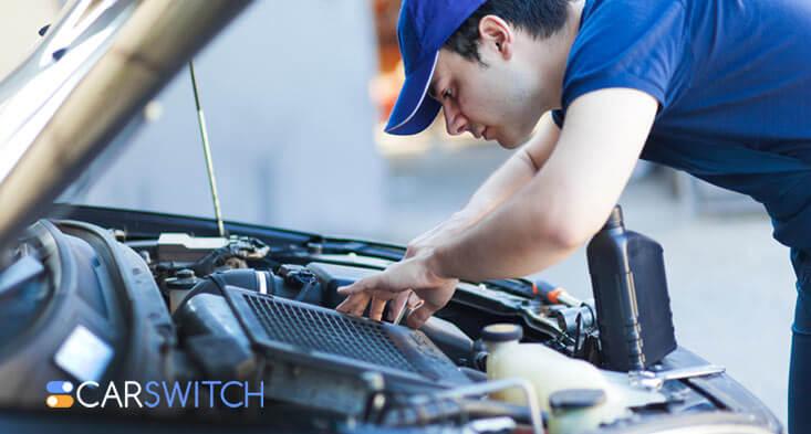 basic car maintenance for your used car in Dubai