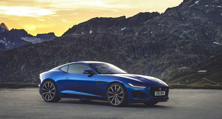 2021 Jaguar F-type: upcoming car for sale in Dubai
