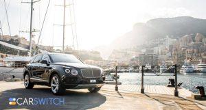 Bentley Adds Practicality to the Bentayga SUV!