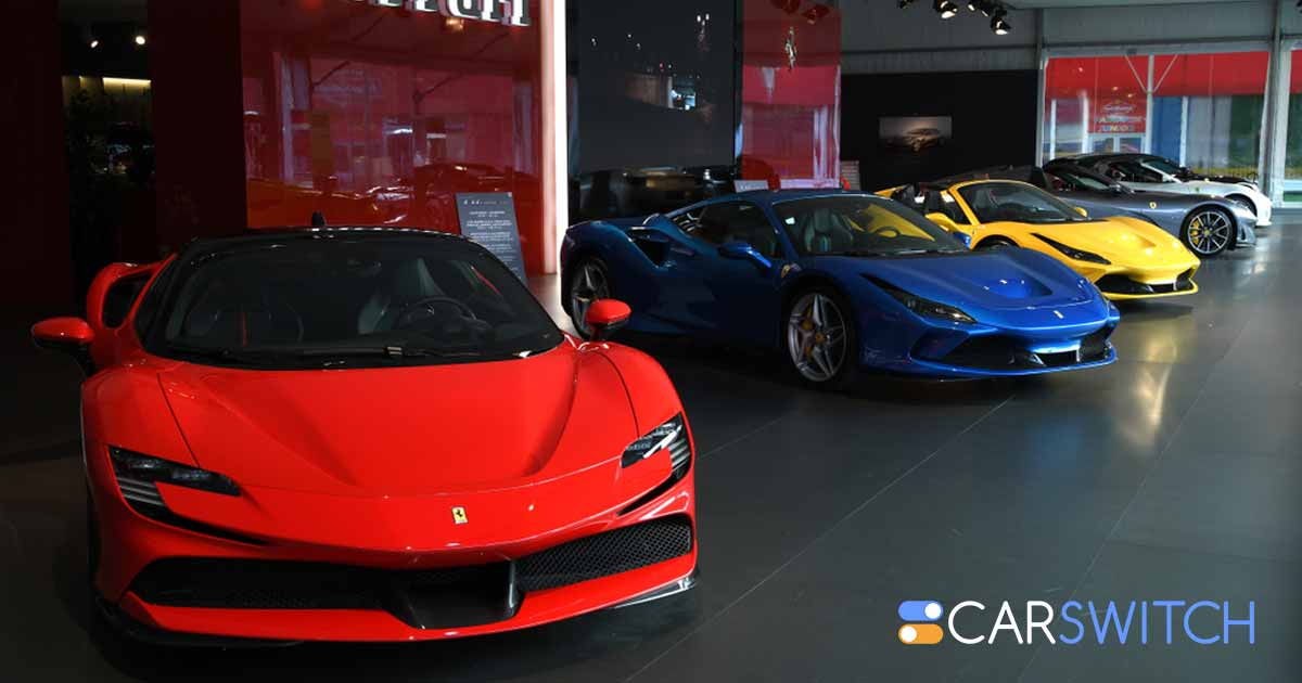 Ferrari SF90 Stradale is available for sale in the UAE!