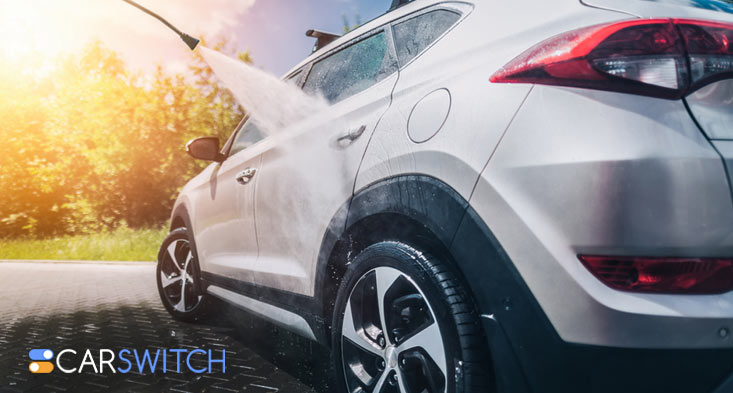 How to Wash Your Used Car in Dubai!