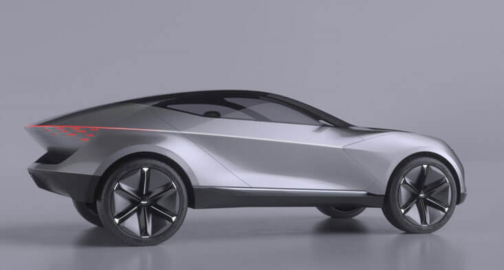 Kia's Futuron Concept Took Inspiration from UFOs And Dragons