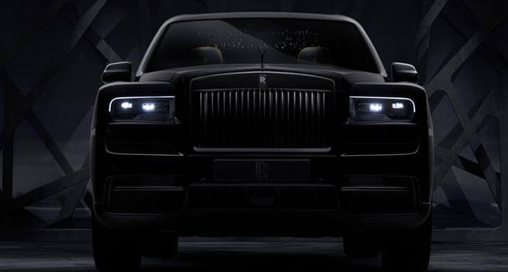 Rolls-Royce Cullinan Black Badge: Dark and More Powerful!
