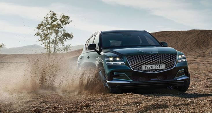 2021 Genesis GV80 First SUV by the luxury brand!