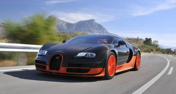 Bugatti Veyron Super Sport used cars in Dubai