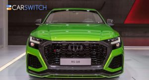 Audi RS Q8: The Latest Fast and Sporty Hybrid SUV!