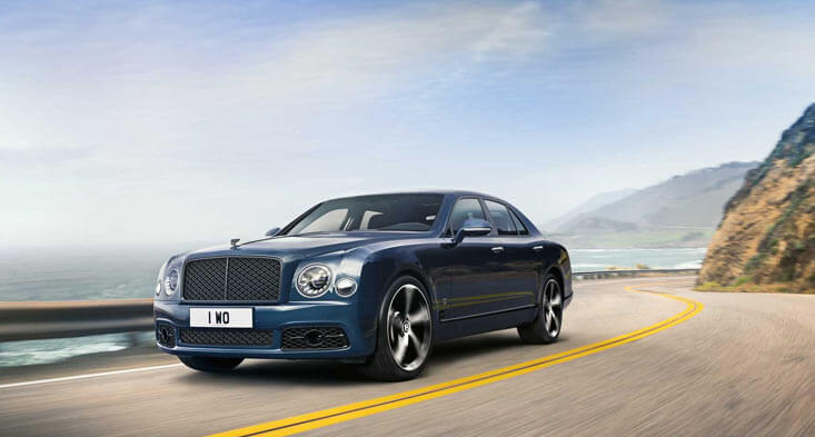 Bentley Sends-Off the Beloved Mulsanne With an Exclusive Final Edition!