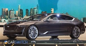 Cadillac plans to become an all-EV brand by 2030!