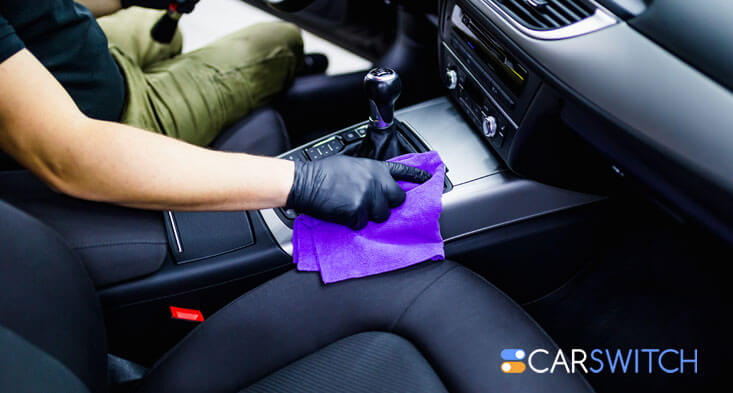 Dirtiest Spots in Your Used Car in Dubai!