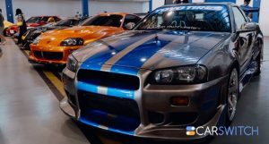 Paul Walker's Car Collection Gathers $2.33 Million at an Auction!