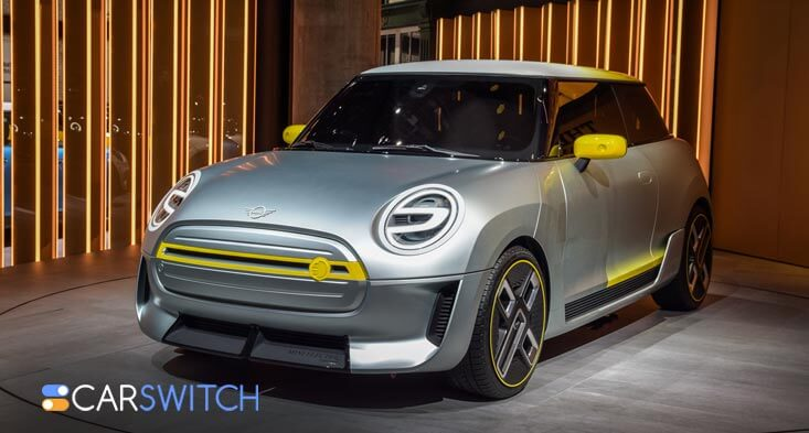The Mini is going to get smaller