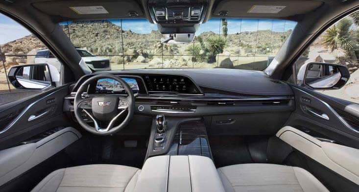 2021 Cadillac Escalade gets a complete makeover!