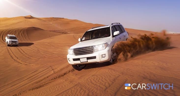 Dubai car
