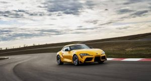 2021 Toyota Supra: New Engine and More Power!