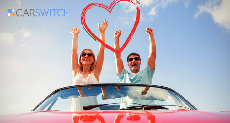 Best Romantic Dubai Car Features to make your Valentine's Day special!