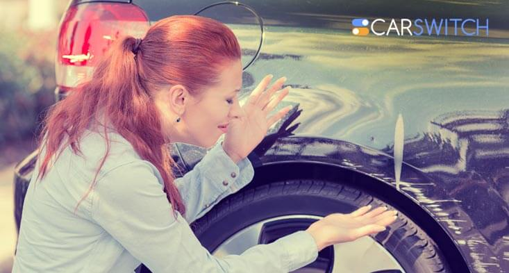 How to protect your Dubai used car from dents and scratches!