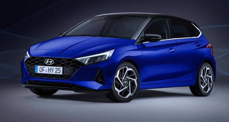 Hyundai reveals i20 ahead of its Geneva debut!