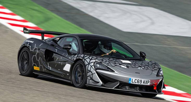 McLaren 620R Has Arrived to entice you to sell any in Dubai