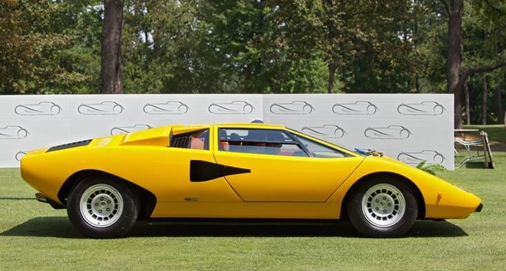 Lamborghini Countach cars for sale in Dubai