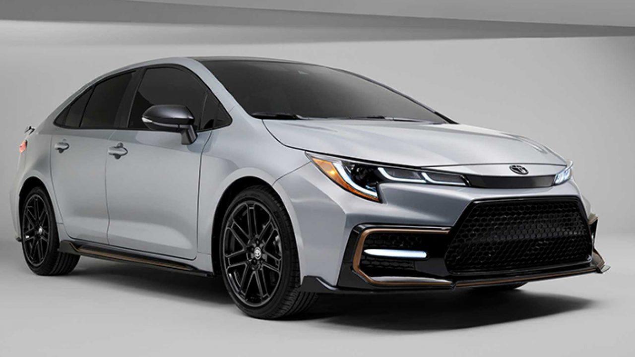 2021 Toyota Corolla Exterior and Interior