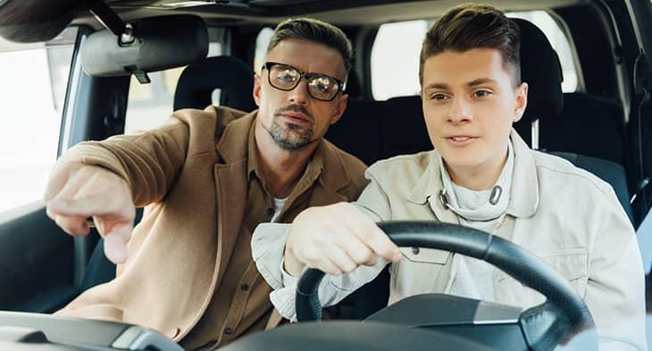car driving tips dubai