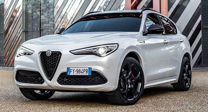 2021 Alfa Romeo Stelvio Veloce Ti added to range
