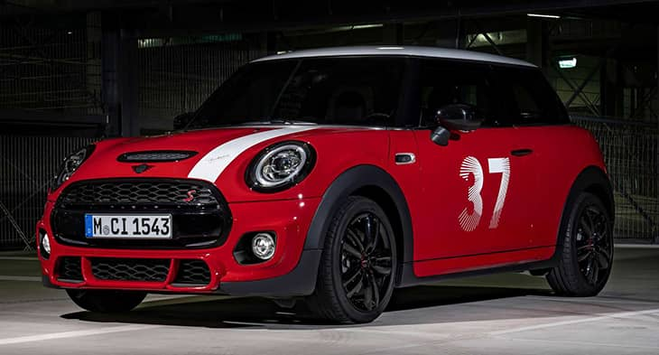 AGMC reveals MINI Paddy Hopkirk Edition in the Middle East