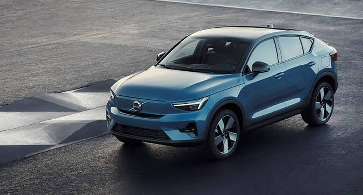 Volvo's decision to be all-electric by 2030 and transfer sales online