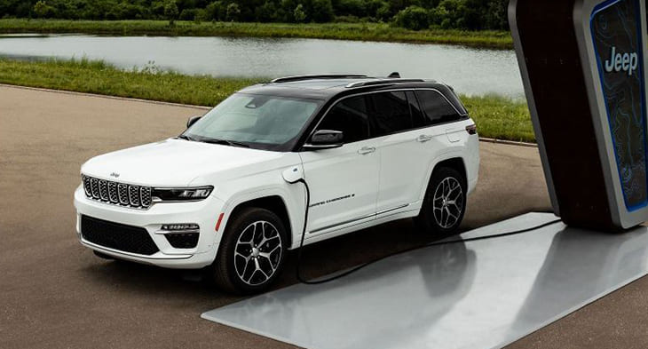 The 2022 Jeep Grand Cherokee is Here!